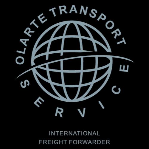the Logo of OLARTE TRANSPORT